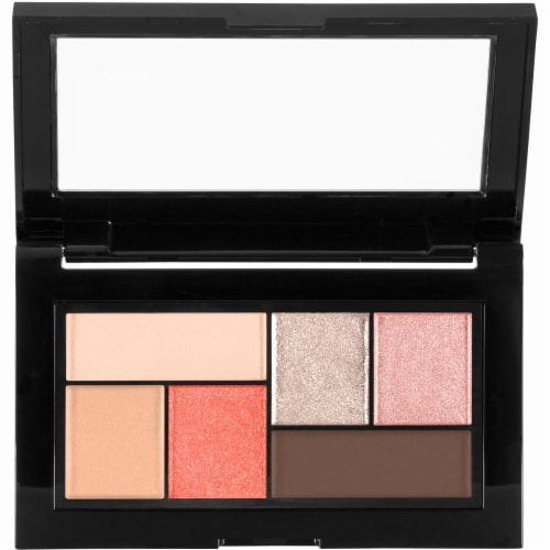 Maybelline Downtown Sunrise The City Mini Eyeshadow Palette Perspective: back
