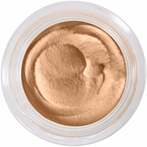 Maybelline Dream Matte Mousse Creamy Natural Light Foundation Perspective: back