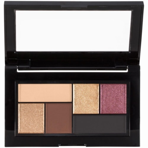 Maybelline The City Mini Palette x Shayla Eyeshadow Kit Perspective: back