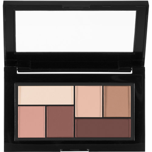 Maybelline The City Mini 480 Matte About Town Eyeshadow Palette Perspective: back