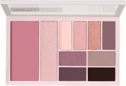 Maybelline The City Kits Pink Edge Eye + Cheek Palette Perspective: back