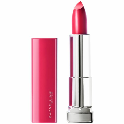 Maybelline Color Sensational Made for All Fuschia for Me Satin Lipstick Perspective: back