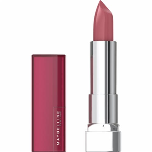 Maybelline Color Sensational Rosy Risk Cream Finish Lipstick Perspective: back