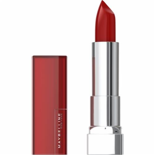 Maybelline Color Sensational Wine Rush Cream Finish Lipstick Perspective: back