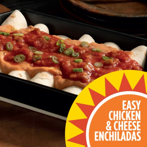 Pace Mild Picante Salsa Perspective: back