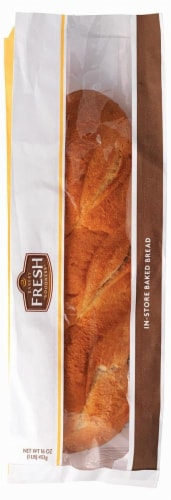 Bakery Fresh Goodness French Bread Perspective: back