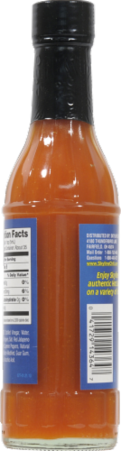 Skyline Chili Spicy & Tasty Hot Sauce Perspective: back