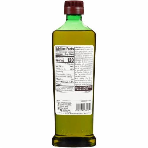 Bertolli Extra Virgin Olive Oil Perspective: back
