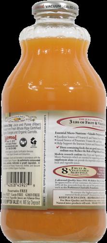 Lakewood Orange & Carrot Juice Perspective: back
