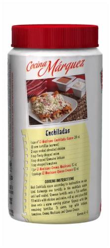 El Mexicano Crema Mexicana Grade A Sour Cream Perspective: back