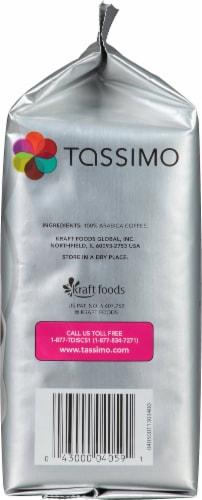 Tassimo Gevalia 15% Kona Coffee Blend T Discs Perspective: back