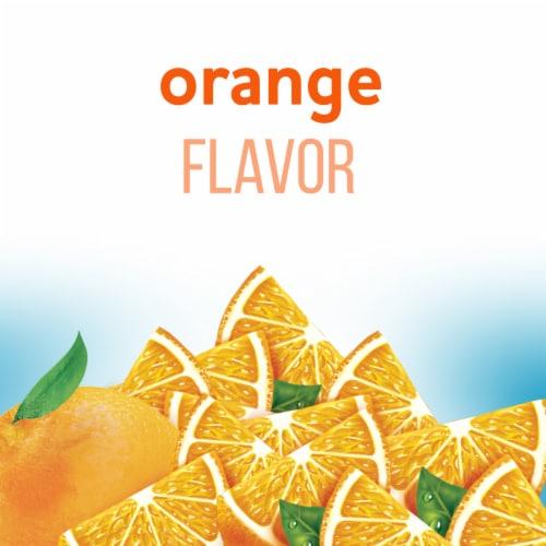 Jell-O® Orange Gelatin Dessert Mix Perspective: back