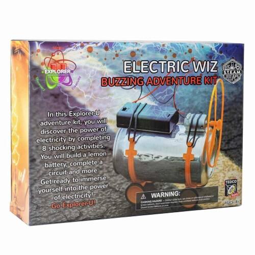 Explorer-U Electric Wiz Perspective: back