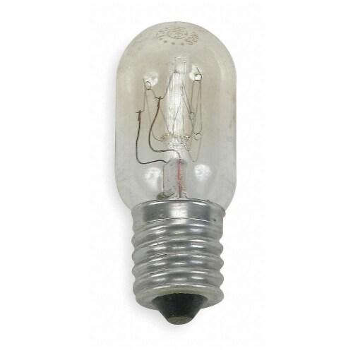 GE 25-Watt E17 T7 Microwave Oven Light Bulb Perspective: back