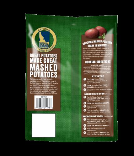 Lamb Weston Mashed Potatoes - Roasted Garlic Perspective: back