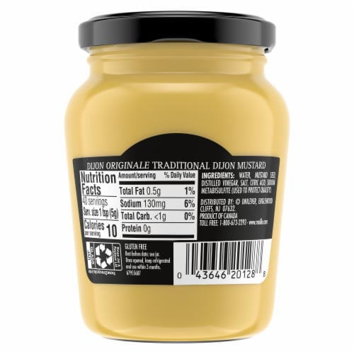 Maille Mustard Dijon Originale Perspective: back