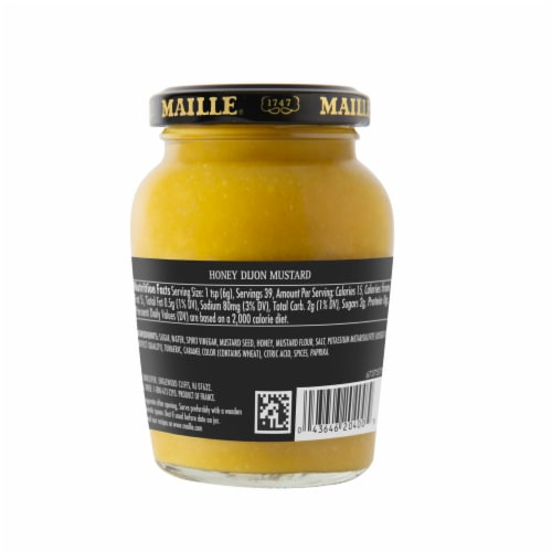 Maille Honey Dijon Mustard Perspective: back