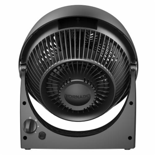 Vornado 633 Room Air Circulator - Black Perspective: back