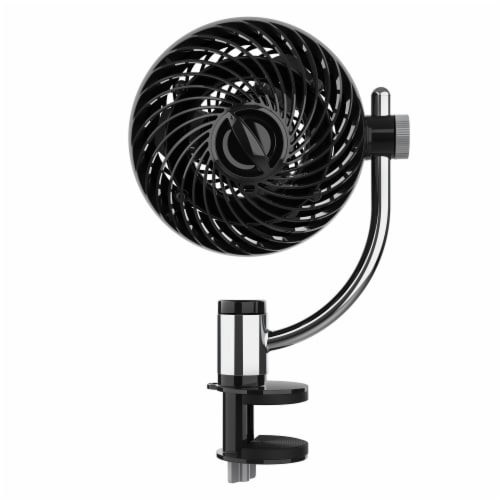 Vornado Pivot3C Personal Air Circulator Clip Fan Perspective: back