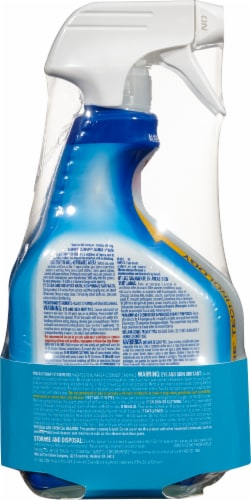 Clorox Clean-Up Fresh Scent All Purpose Cleaner with Bleach Value Pack Perspective: back
