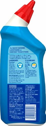 Clorox Zero Splash Bleach Gel Perspective: back