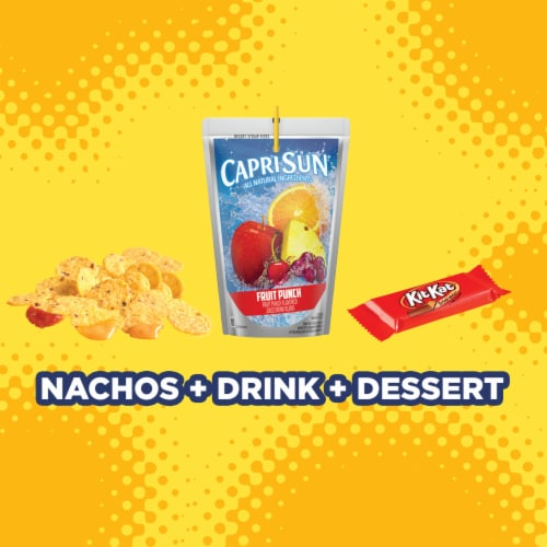 Lunchables Turkey & Cheddar Cracker Stackers Perspective: back