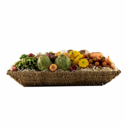 Baby Veggies Variety Gift Basket (Approximate Delivery is 3-5 Days) Perspective: back