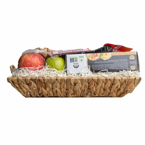 Melissa's Royal Treatment Gift Basket (Approximate Delivery is 3-5 Days) Perspective: back