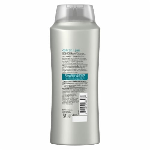 Suave® Professionals Daily 2 in 1 Plus Shampoo & Conditioner Perspective: back
