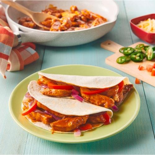 Old El Paso™ Soft Tacos & Fajitas Flour Tortillas Perspective: back