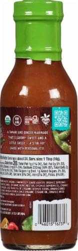 Organicville Organic Sesame Teriyaki Sauce Perspective: back