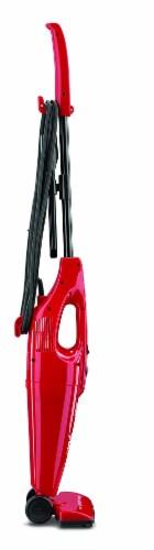 Dirt Devil SimpliStik Bagless Stick Vacuum Cleaner - Red Perspective: back
