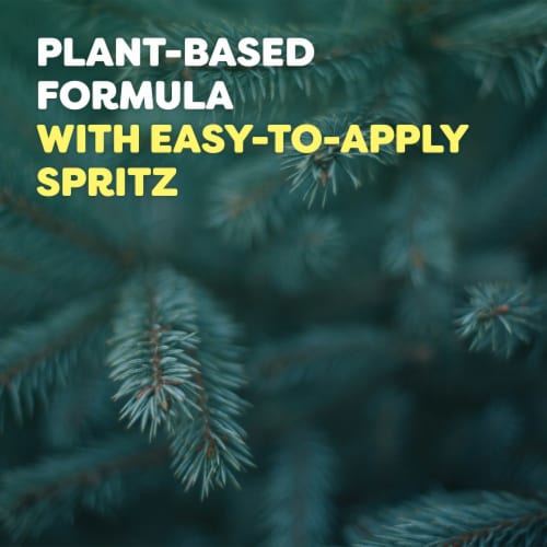 Off!® Botanicals Plant-Based Insect Repellent Perspective: back