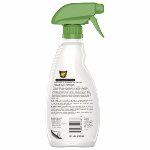 Raid® Essentials Ant and Roach Killer Perspective: back