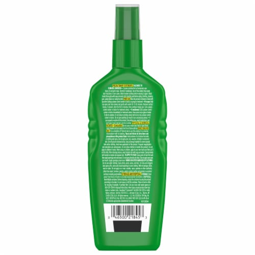 Off!® Deep Woods Insect Repellent VII Perspective: back