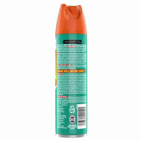 Off!® Family Care Smooth and Dry Insect Repellent Perspective: back