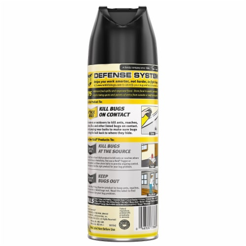 Raid® Multi Insect Killer Perspective: back