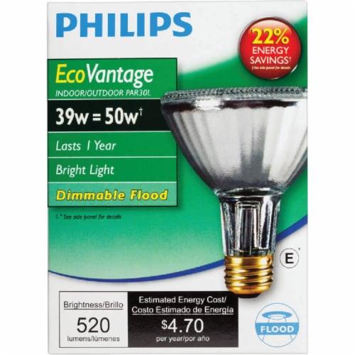 Philips 39w Par30 Ln Flood Bulb 419747 Perspective: back
