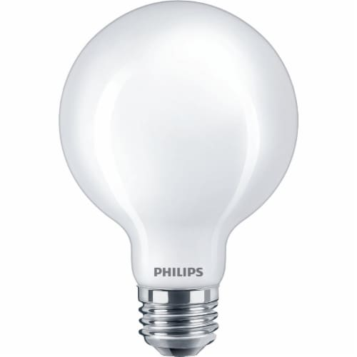 Philips 2pk 25w G25 Wg Led Bulb 548957 Perspective: back