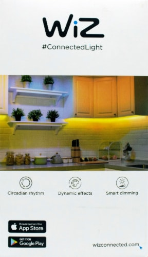 Philips WiZ LED Strip Lights Perspective: back