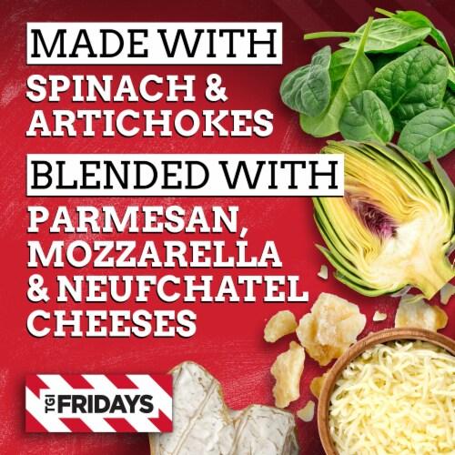 Food 4 Less Tgi Fridays Spinach Artichoke Cheese Dip 3 Ct 8 Oz