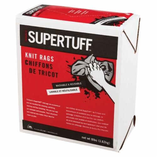 Trimaco SuperTuff 8 Lb. Knit Painter's Rags 10482 Perspective: back