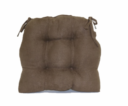 Brentwood Originals Jasper Chair Pad - Chestnut Perspective: back