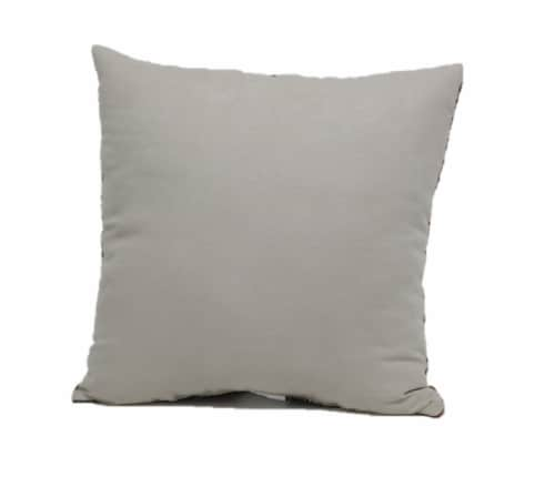 Brentwood Highland Pepper Decor Pillow Perspective: back