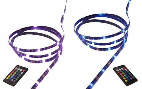 iLive LED Light Strip Perspective: back