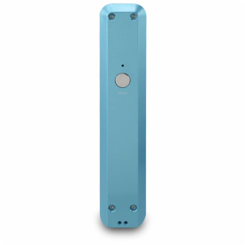 iLive Portable UV LED Sanitizer Wand - Blue Perspective: back