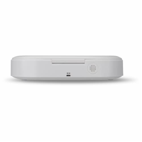 iLive Wireless Charger and Aromatherapy UV LED Sanitizer Perspective: back