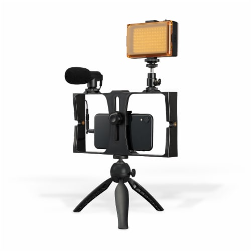 GPX All-In-One Vlogging Kit Perspective: back