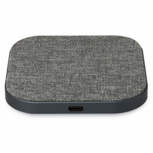 iLive Wireless Charger - Gray Perspective: back