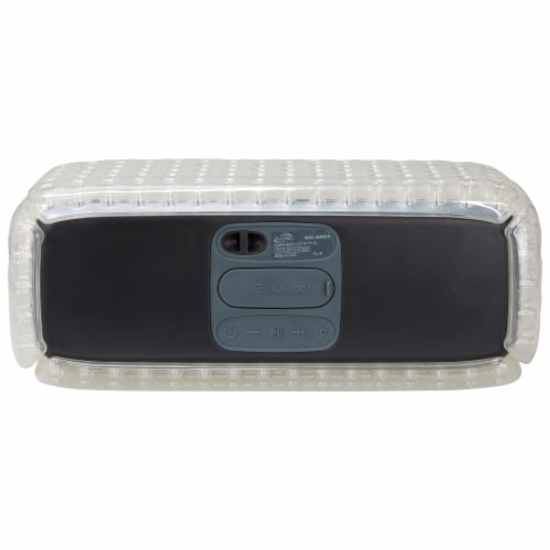 iLive ISBW301W Crush-XL Air Bluetooth Speaker Perspective: back